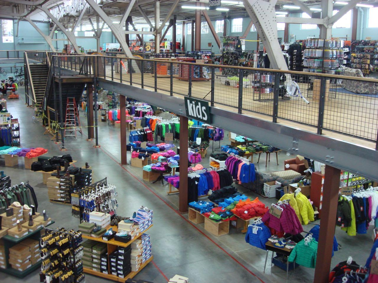 Retail Mezzanine Berkeley