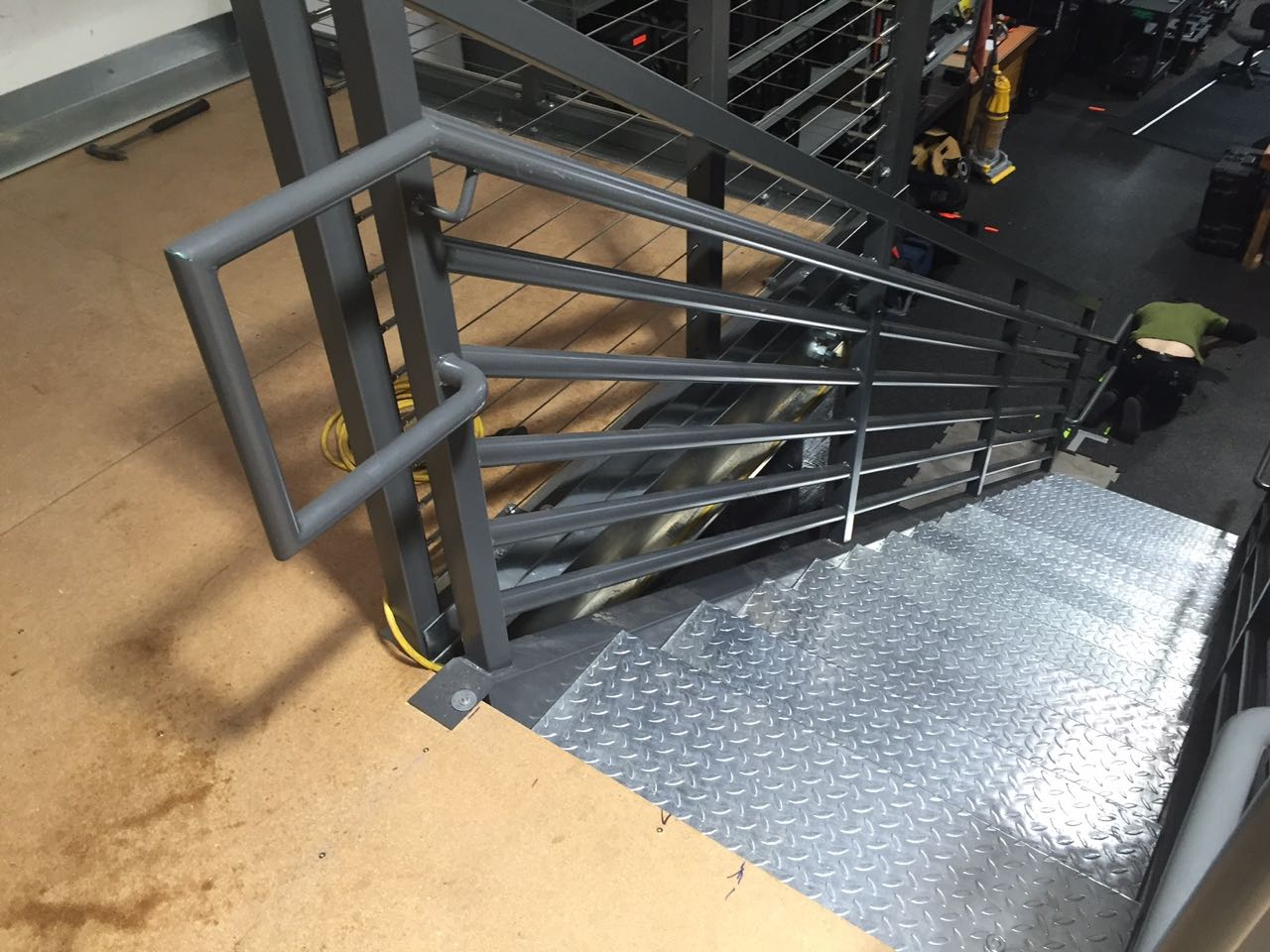 Metal Stair System