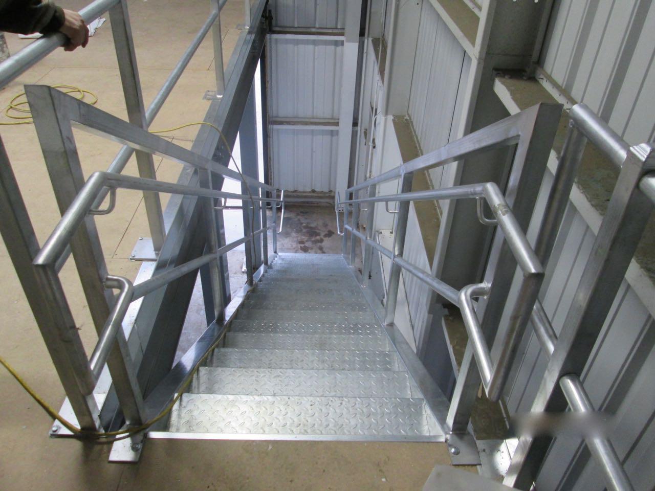 Industrial Stairs / Mezzanine