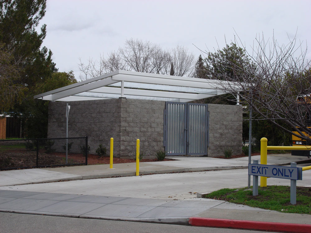 Custom Steel Roof