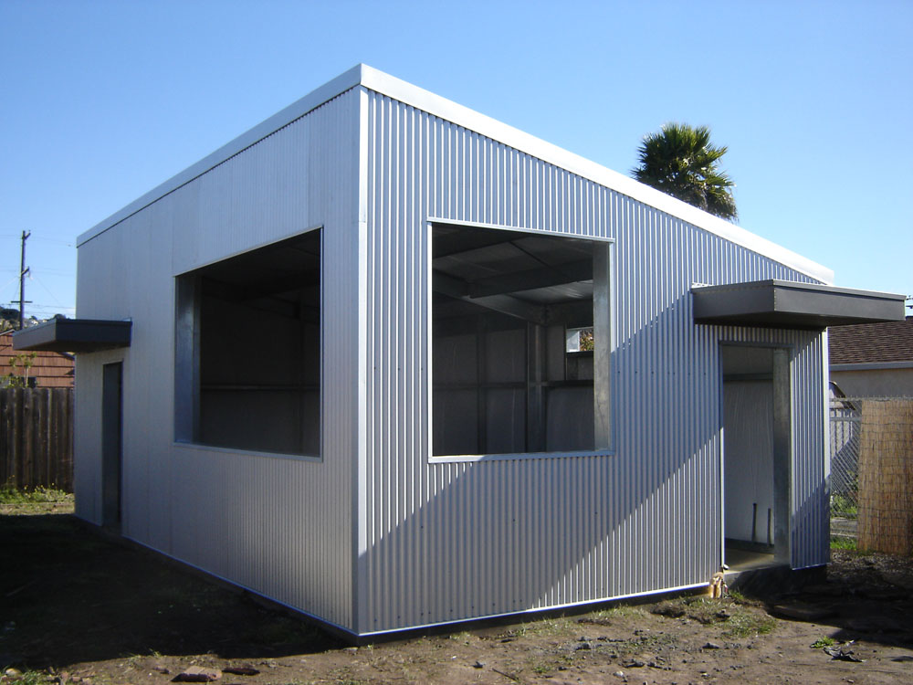 Small Metal Structure