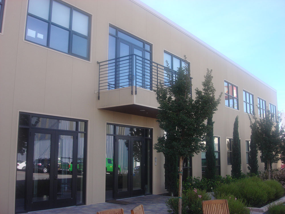 Pre-Engineered Steel Building in Oakland