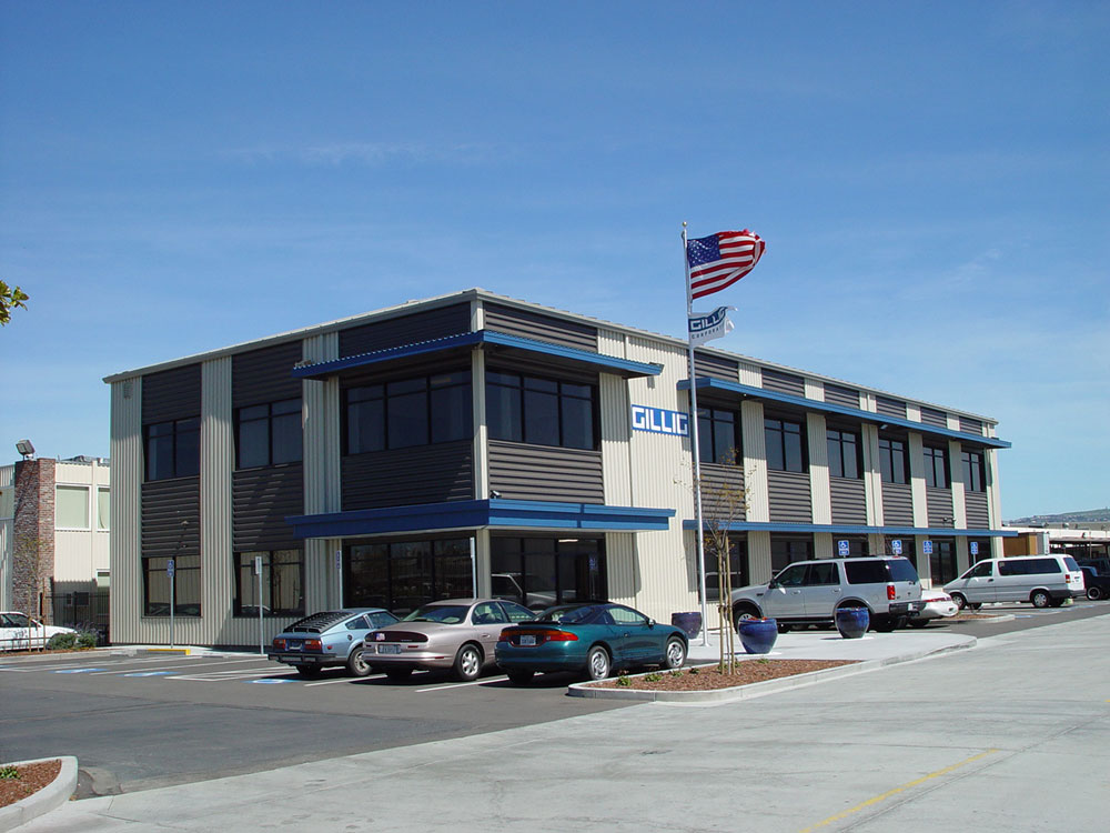 Gillig Bus Corporation Metal Building